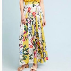 NWT Anthropologie skirt